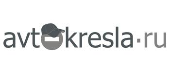 Черно-белое исполнение логотипа avtokresla.ru